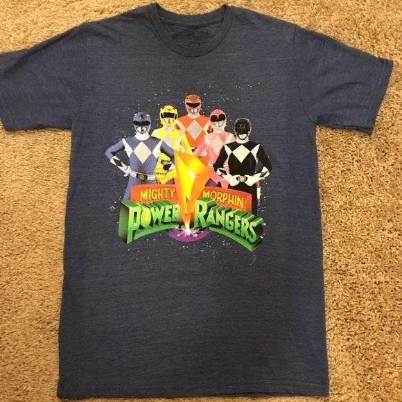 c3b862228 Power Ranger Shirts   Mighty Morphin S Mens Tee   Poshmark